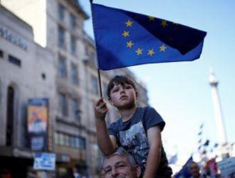Над 500 хил. протестиращи в Лондон, искат нов референдум за Брекзит