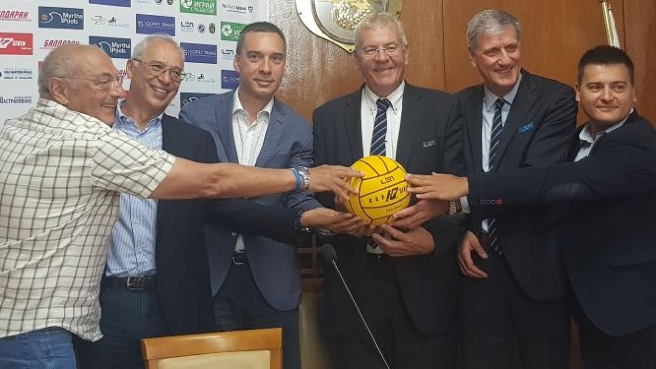 f79b0cf0e38 Кметът на Бургас: България се връща на картата на водната топка с ...
