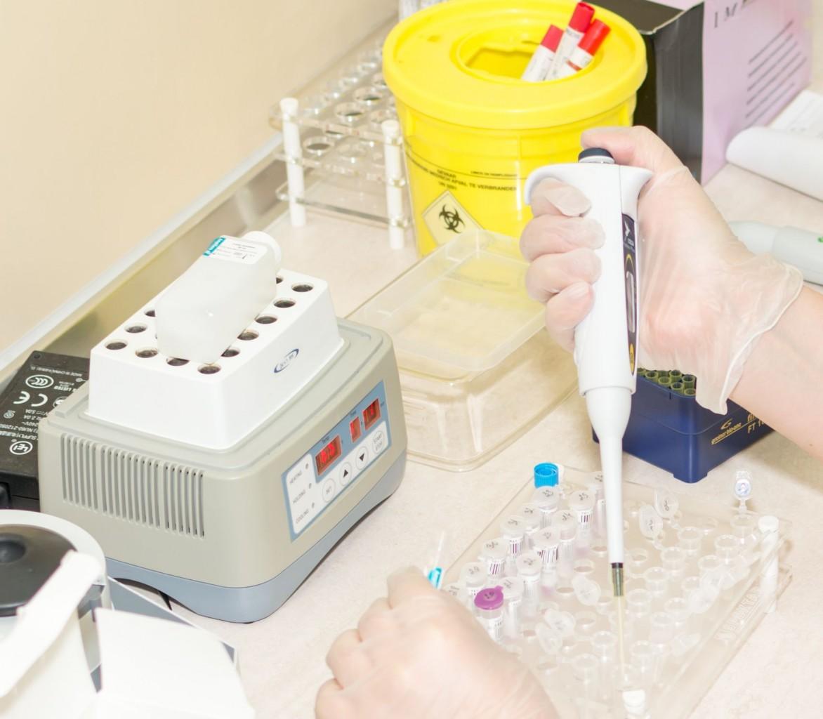 Laboratoriya Lina Razshiryava Dnk Diagnostikata Na Polovo